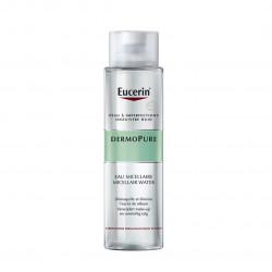 Eucerin dermoPure eau micellaire peau acnéique 400ml