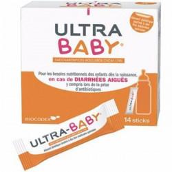 Ultra levure ultra baby sticks 14
