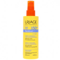 Uriage bariésun spray enfants spf 50+ 200ml