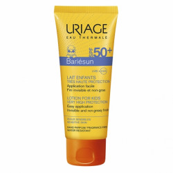 Uriage bariésun lait enfants SPF50+ 100ml