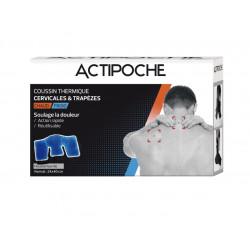 Cooper Actipoche Coussin thermique Chaud/Froid cervicales et trapèzes
