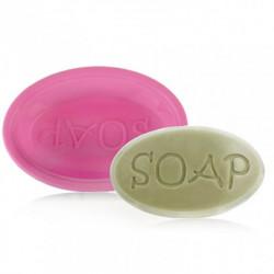 My cosmetik moule à savon ovale soap en silicone