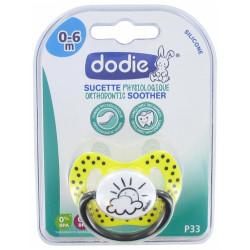 Dodie Sucette Physiologique 0-6mois