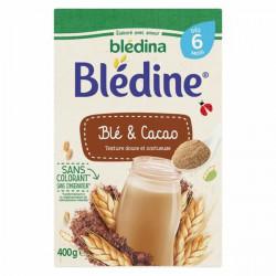 Blédina blédine blé & cacao 400g
