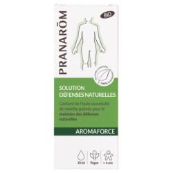 Pranarôm aromaforce solution défenses naturelles bio 30ml
