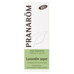 Pranarôm Huile Essentielle Bio Lavandin Super 10ml