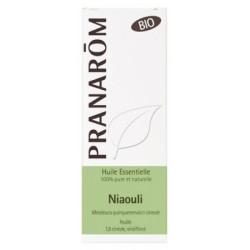 Pranarôm Huile Essentielle Bio Niaouli 10ml