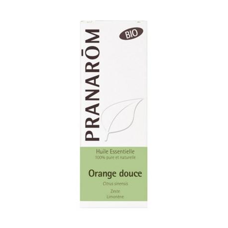 Pranarôm huile essentielle orange douce bio 10ml
