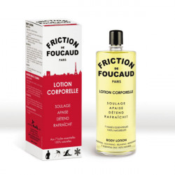 Friction de Foucaud Lotion Energisante Corps 500 ml