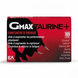 Granions gmax taurine+ concentrée d'énergie 30 ampoules 160g