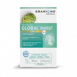 Granions global digest 45 gélules 29g