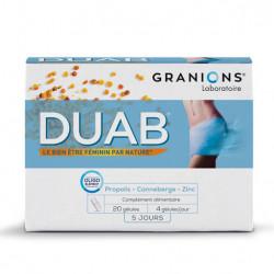 Granions duab 20 gélules 11,2g