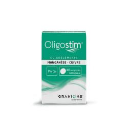 Granions oligostim manganèse cuivre 40 comprimés