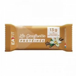 Eafit la gaufrette protéinée saveur vanille boite de 12 x 40g