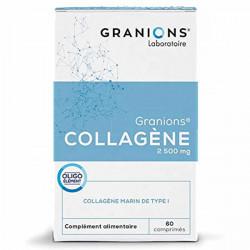Granions collagène 60 comprimés 54g