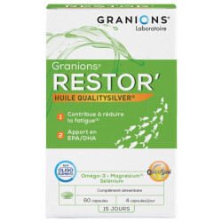 Granions restor 60 capsules 49g