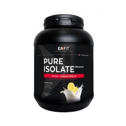 Eafit Pure Isolate Premium 750 g - Goût : Citron