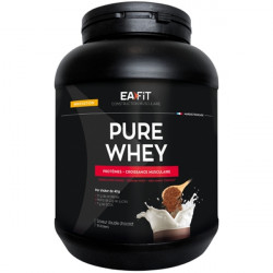 EA FIT PURE WHEY DOUBLE CHOCO