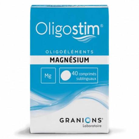 Granions oligostim magnésium 40 comprimés