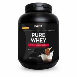 EA PURE WHEY DOUBLE CHOCOLAT 2.2 KG