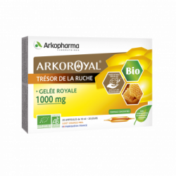 Arkoroyal 1000mg bio amp 10ml 20