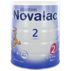 Novalac 2éme Age 6-12 Mois 800 g