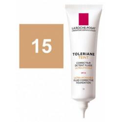La Roche-Posay Tolériane Correcteur de Teint Fluide 30 ml 15 Doré