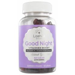 Lashilé Beauty Good Night Nuit Sublime 60 Gommes