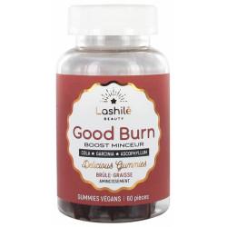LASHILE GOOD BURN B/60 GUMMIES
