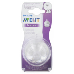 AVENT TETINE NATURAL 1ER DEBIT