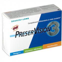 Préservision 3 60 capsules