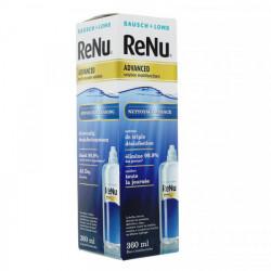 ReNu advanced solution lentilles multifonctions