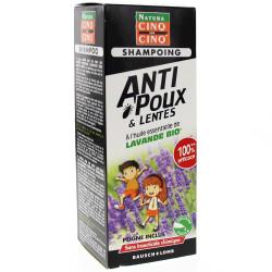 Cinq sur Cinq Natura Shampoing anti-poux et lentes 100 ml