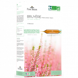 Flora Natura® Bruyère Bio 20 Ampoules