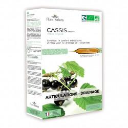 Flora Natura® Cassis BIO 20 Ampoules