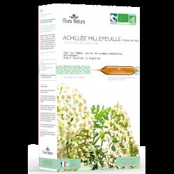 Flora Natura® Achillée Millefeuille Bio 20 Ampoules
