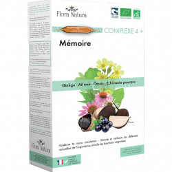 FLORA NATURA COMPLEX 4 MEMOIRE AMP