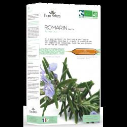 Flora Natura® Romarin Bio 20 Ampoules
