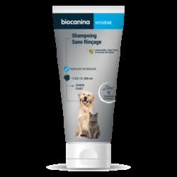 Biocanina shampoing sans rincage
