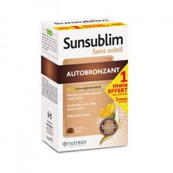 Nutreov sunsublim autobronzant ultra 84 capsules
