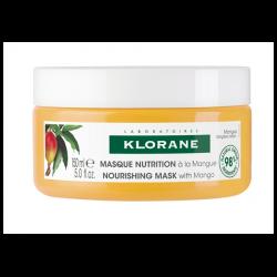 KLORANE MASQUE NUTRITION MANGUE 150ML