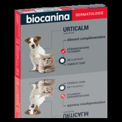 Biocanina Urticalm chiens et chats 20cp