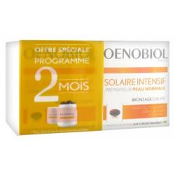 Oenobiol Solaire Intensif Peau Normale Lot de 2 x 30 Capsules