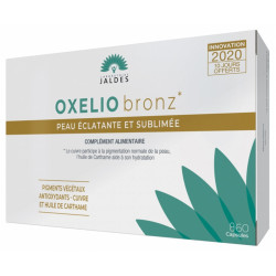 Oxelio Bronz' Peau Eclatante et Sublimée 60 Capsules