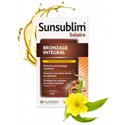 Sunsublim Bronzage Integral 84 gélules