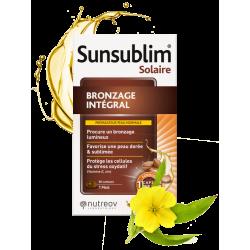 NUTREOV SUNSUBLIM BRONZ INTEGRAL B/84