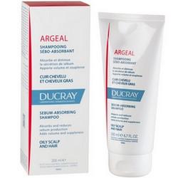Ducray Argeal shampooing traitant sébo-absorbant 200 ml