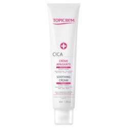 Topicrem CICA Crème Apaisante Réparatrice 100 ml