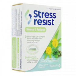 STRESS RESIST stress&fatigue 30 CPS
