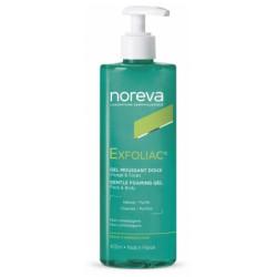 Noreva Exfoliac Gel Moussant Doux 400 ml